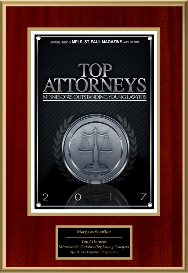 Top Attorneys Minnesotas Badge