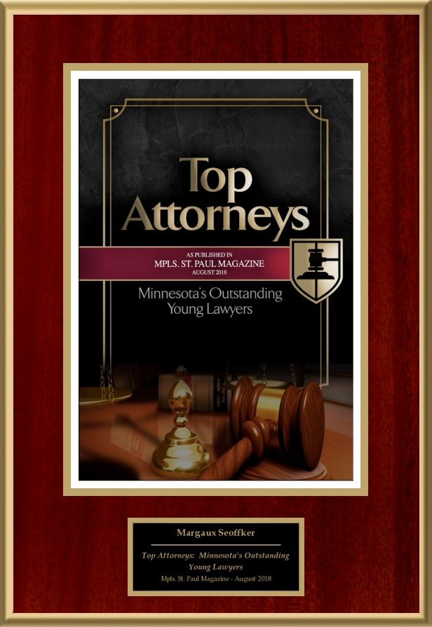 Top Attorneys Minnesotas Outstanding Young Lawyers 2016